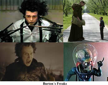 Burton's Freak