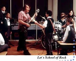 Let's School of Rock